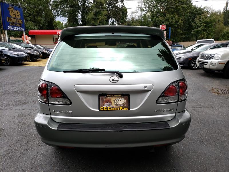 Lexus RX 300 2001 price $4,971
