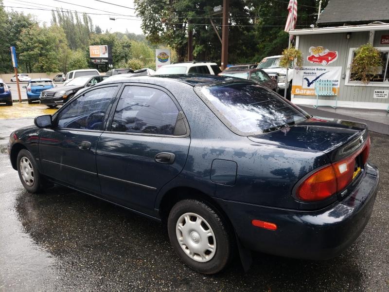 Mazda Protege 1996 price $1,995