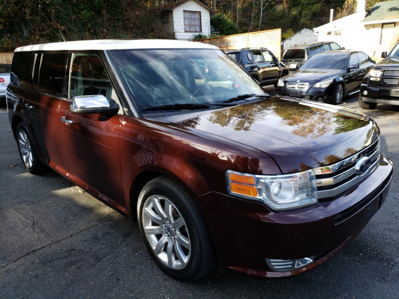 Ford Flex 2009 price $9,971