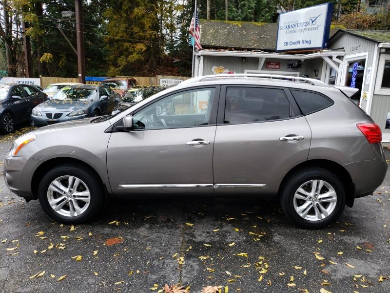 Nissan Rogue 2012 price $6,400