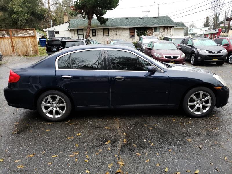 INFINITI G35 2005 price $4,777