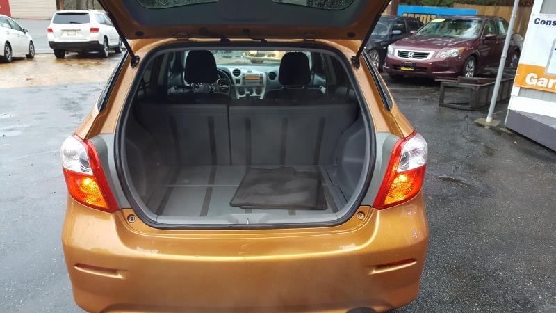 Toyota Matrix 2009 price $5,500