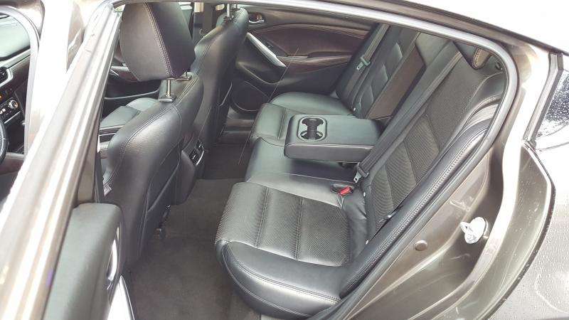Mazda Mazda6 2016 price $15,971