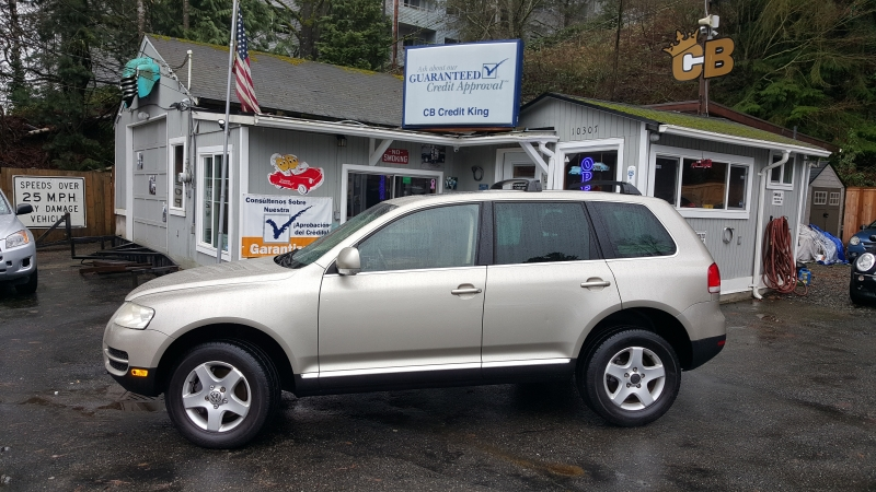 Volkswagen Touareg 2005 price Call for Pricing.