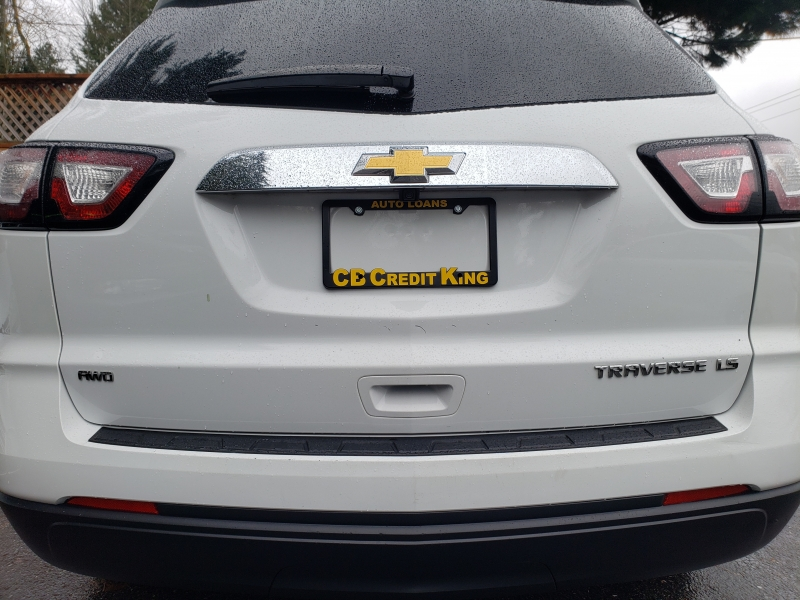 Chevrolet Traverse 2016 price $15,500