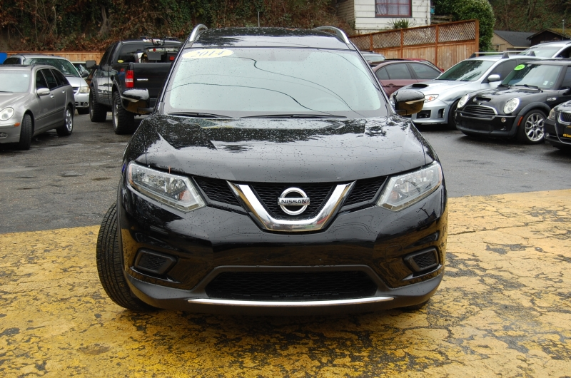 Nissan Rogue 2014 price Call for Pricing.