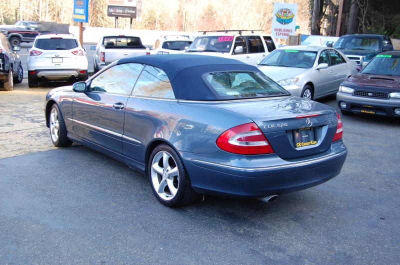 Mercedes-Benz CLK 2005 price $4,971