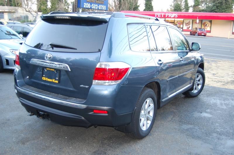 Toyota Highlander 2012 price $13,500