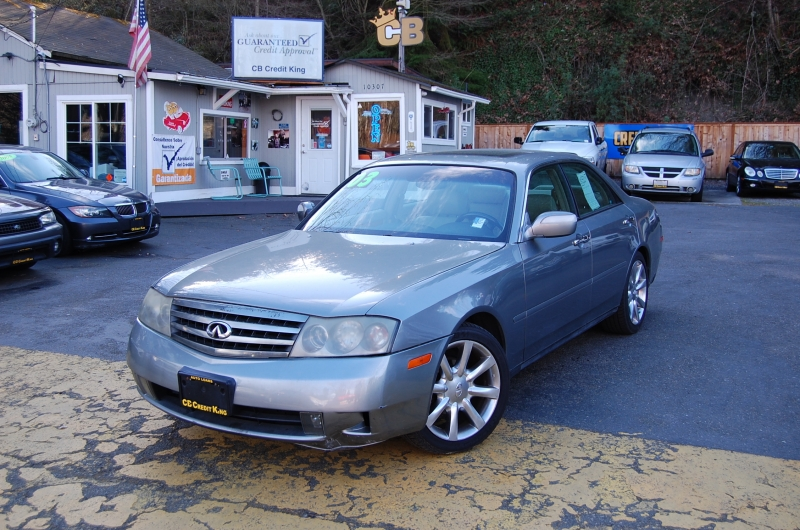 INFINITI M45 2003 price Call for Pricing.