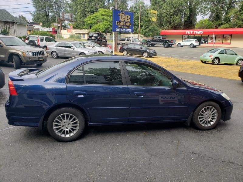 Honda Civic 2005 price $4,400