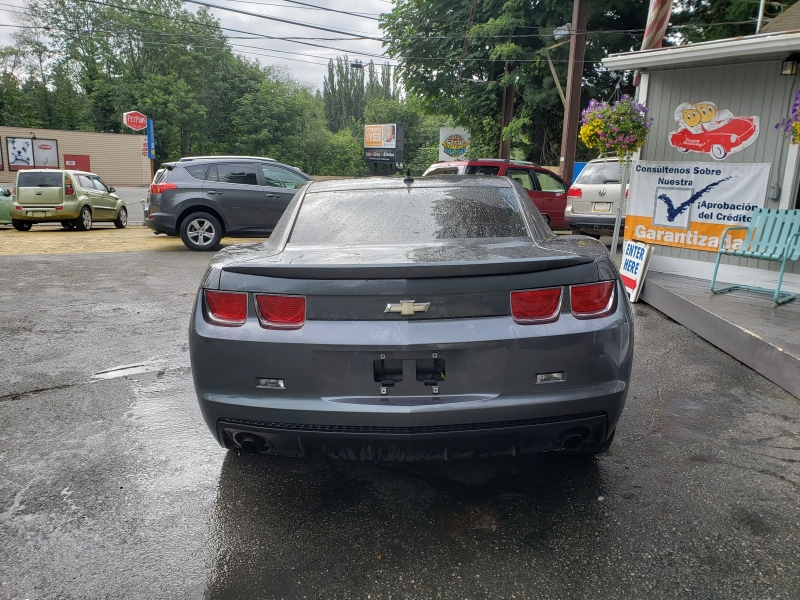 Chevrolet Camaro 2011 price $10,999