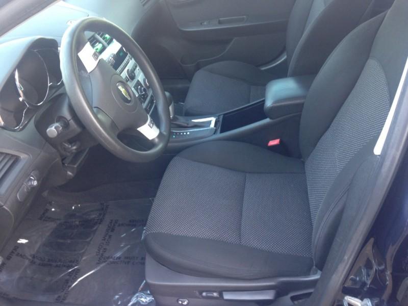 Pleasant 2012 Chevrolet Malibu 4Dr Sdn Lt W 1Lt Creativecarmelina Interior Chair Design Creativecarmelinacom