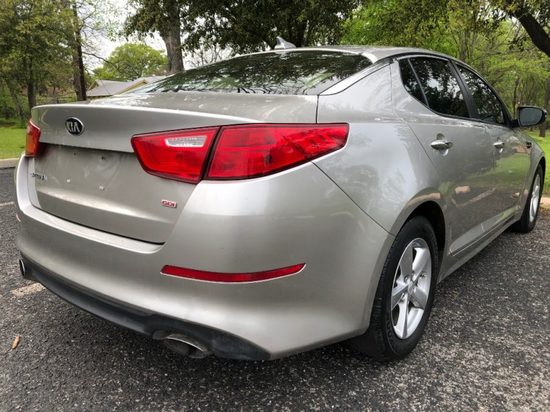Kia Optima 2015 price $8,795