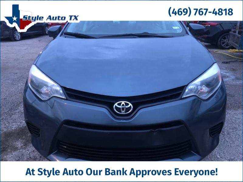 Toyota Corolla 2014 price $8,495