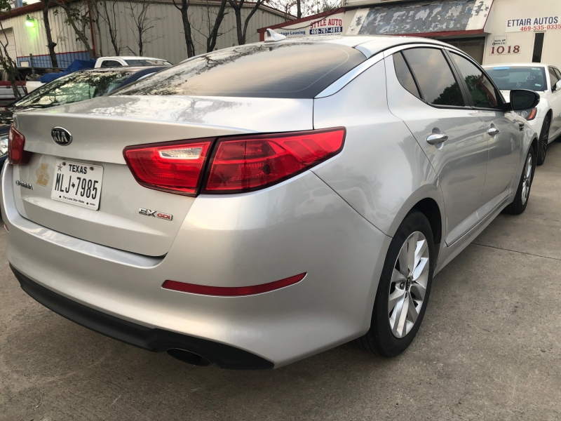 Kia Optima 2015 price $8,250