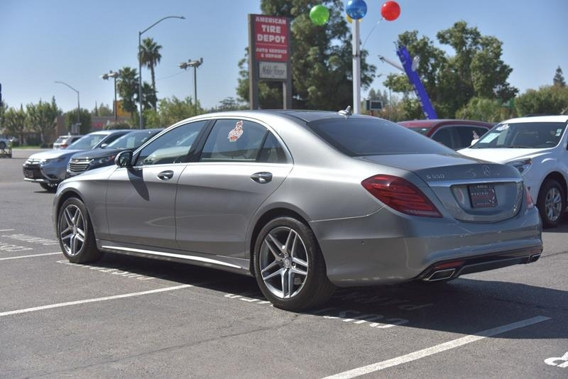 Mercedes-Benz S-Class 2015 price $53,999