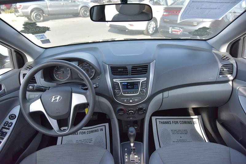 Hyundai Accent 2017 price $12,499