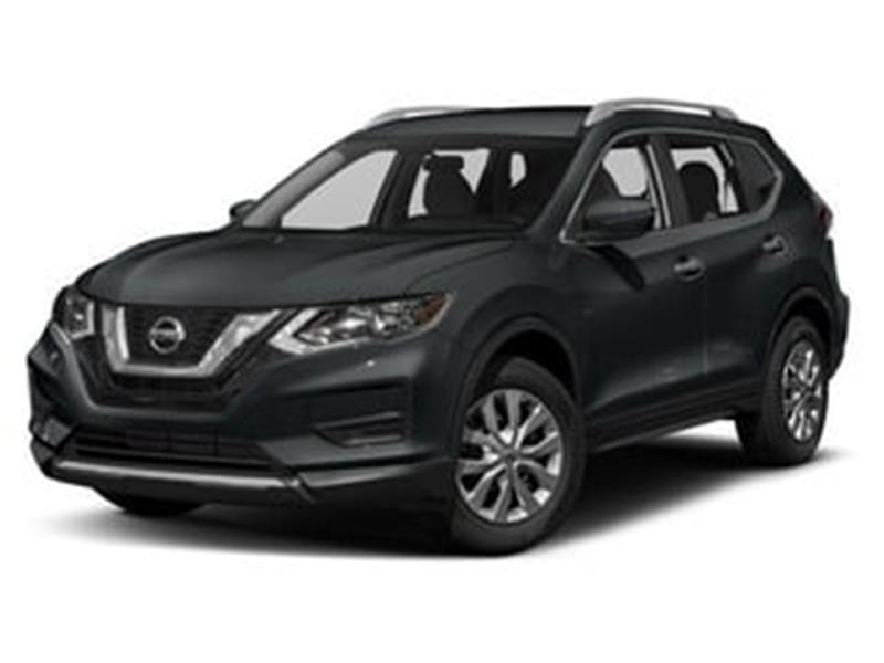 Nissan Rogue 2017 price $16,999