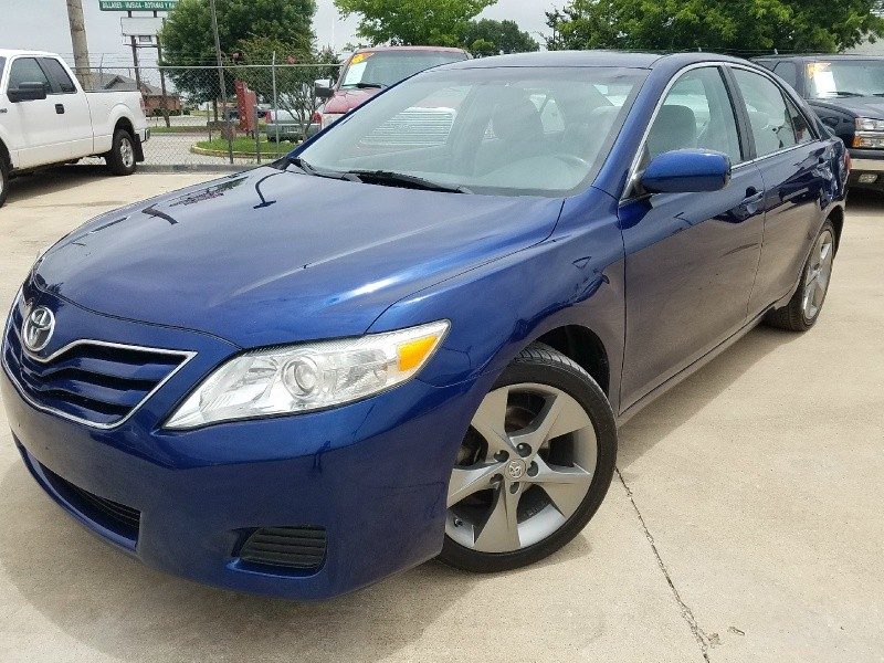 2011 Toyota Camry 4dr Sdn V6 Auto LE Natl  Inventory  One Stop