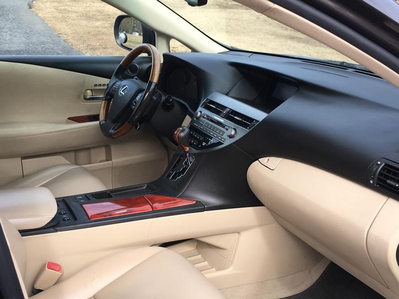 Lexus RX 350 2010 price $12,499