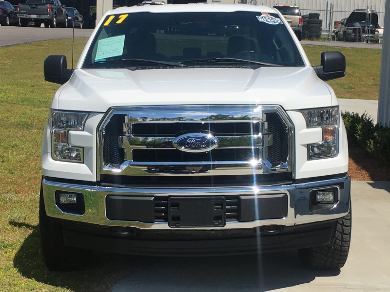 Ford F-150 2017 price $21,500