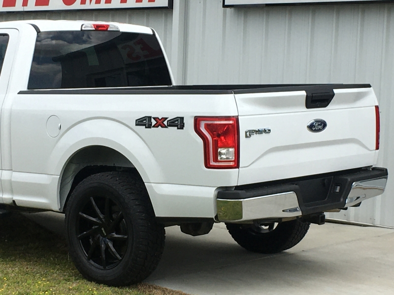 Ford F-150 2017 price $21,990