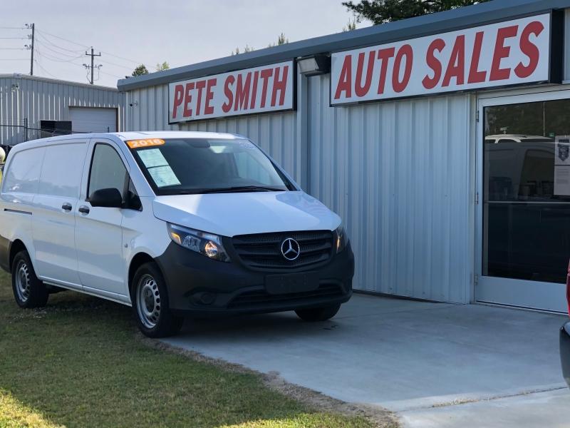 Mercedes-Benz Metris Cargo Van 2016 price $20,500