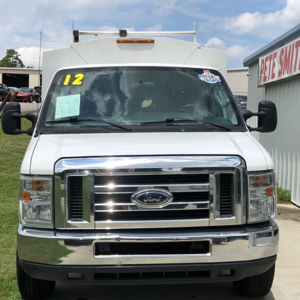 Ford Econoline Commercial Cutaway 2012 price $13,000