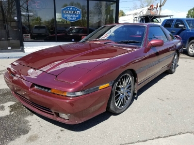 1991 Toyota Mark III Supra GA70 JDM Right hand drive
