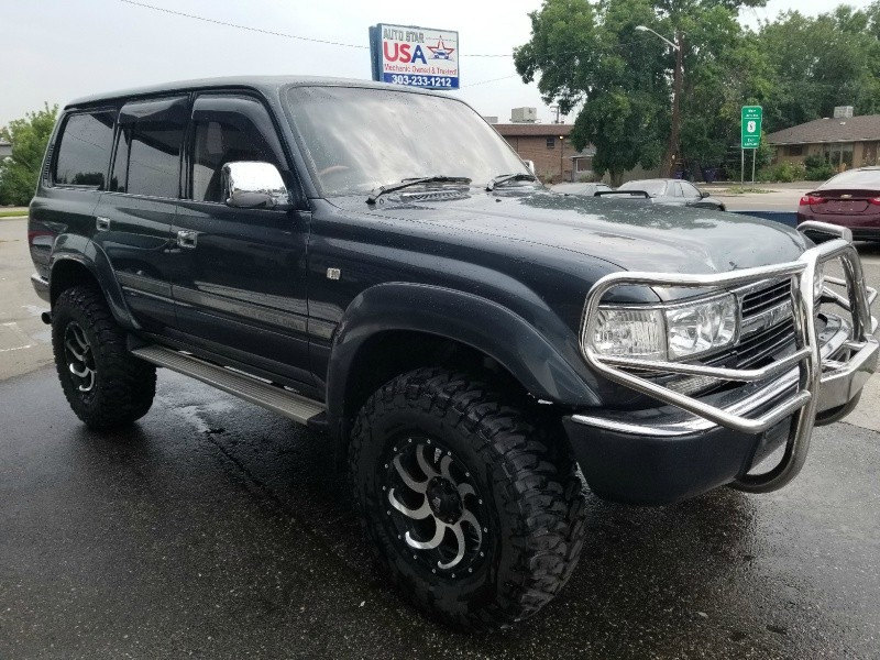 Toyota LANDCRUISER 1991 price Call for Pricing.