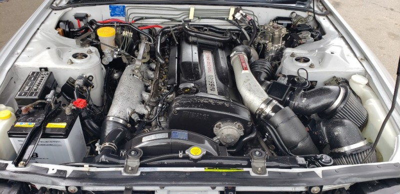 Nissan SKYLINE 1991 price Call for Pricing.