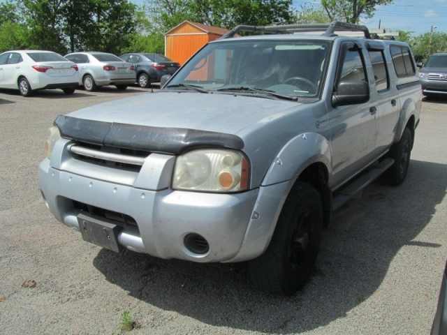 2003 Nissan Frontier 4WD