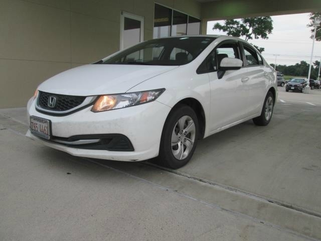 2015 Honda Civic Sedan