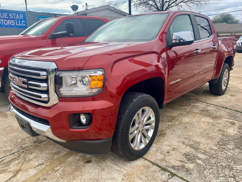 GMC Canyon Crew Cab 2016 price $27,895