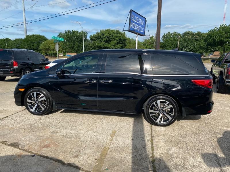 Honda Odyssey 2019 price $37,995