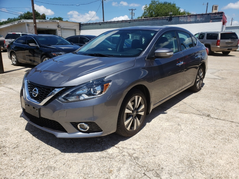 Nissan Sentra 2017 price $12,995