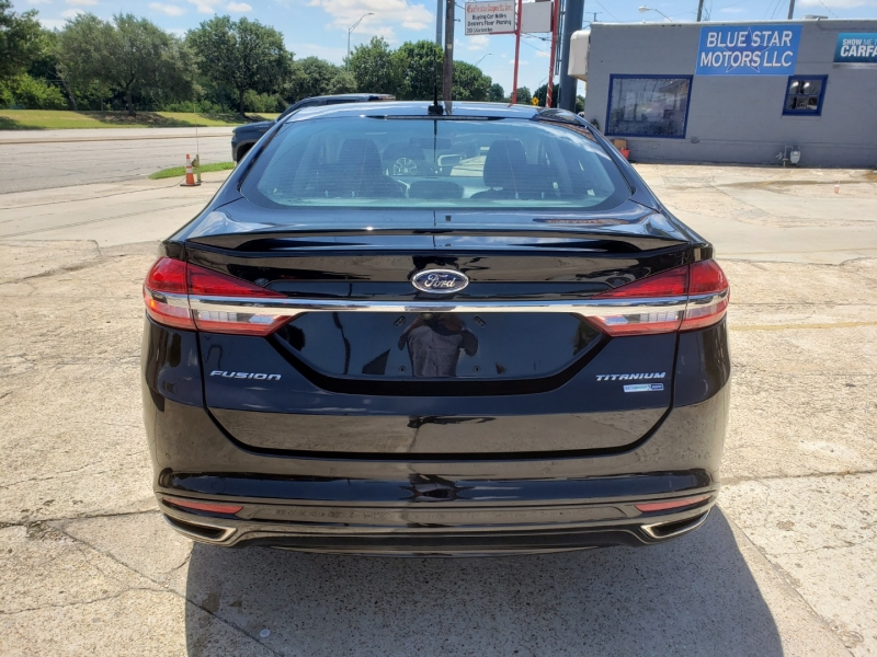 Ford Fusion 2018 price $19,495