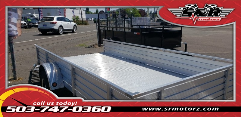 6'X12'X16 SOLID SIDES GVWR 2990 DELUXE STERLING 2019 price On The Lot Today!