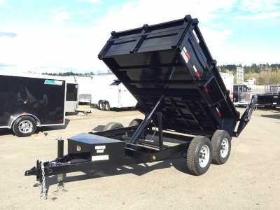 Eagle Trailers 7x12 10K dump 2019