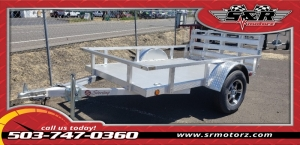 5'X8' FENDER HIGH SIDES EAGLE TRAILER MFG 2019