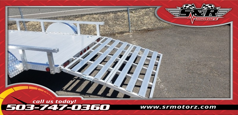 5'X8' FENDER HIGH SIDES EAGLE TRAILER MFG 2019 price On the Lot Today!