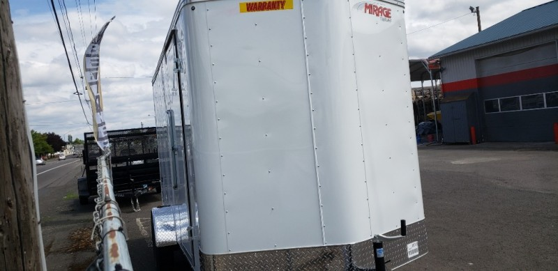 Mirage 7x12 Xpress Cargo Trailer 2019 price On lot today