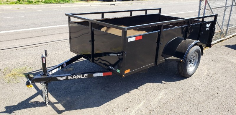 5x10 Falcon Light Speed Eagle Trailer 2019 price $2,199