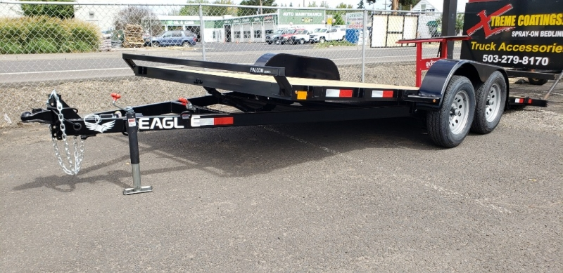 7x16 Tiltbed 7K Eagle Trailer 2019 price $3,899