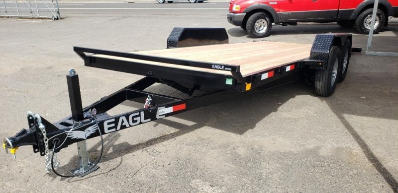 7x18 Tiltbed 10K Eagle Trailer 2019 price $4,499