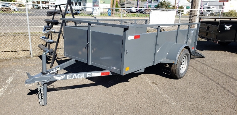 5x10 Falcon Utility Eagle Trailer 2020 price $1,795