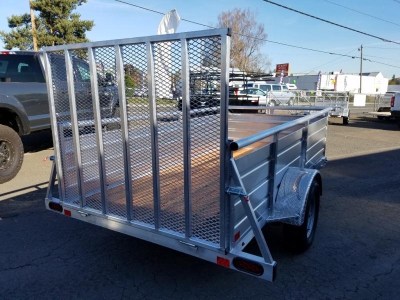 5x10 Ultra Lite Silver Eagle Trailer 2020 price $3,199