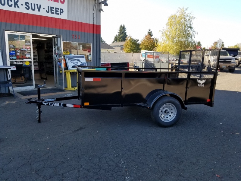 5x10 Falcon Utiltiy Eagle Trailer 2020 price $1,799