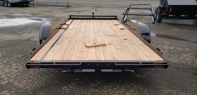 7X16 Flatbed 7k Eagle Trailer 2020 price $2,999