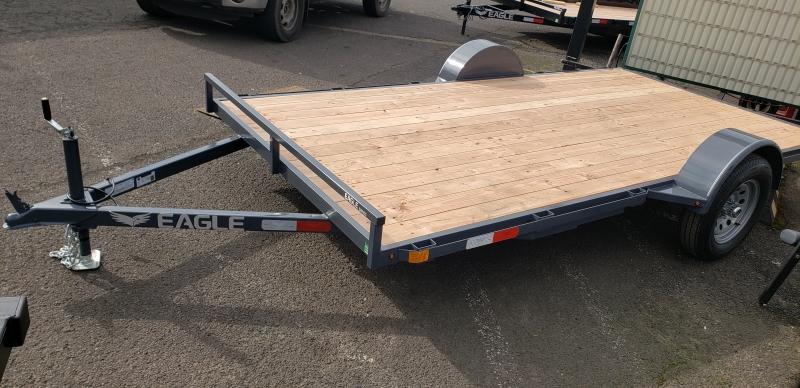 6'6 X13 Single axle ATV Eagle Trailer 2020 price $2,199